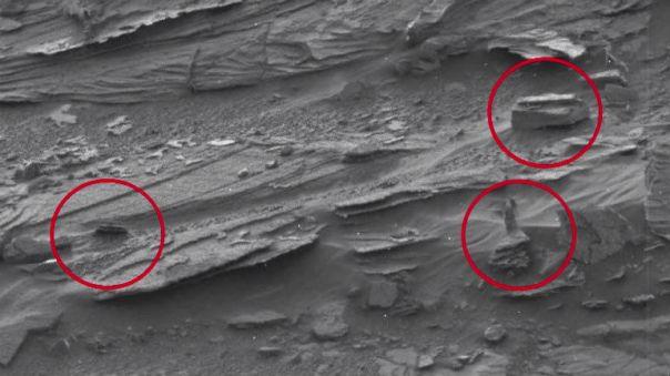 Curiosity's Mars picture